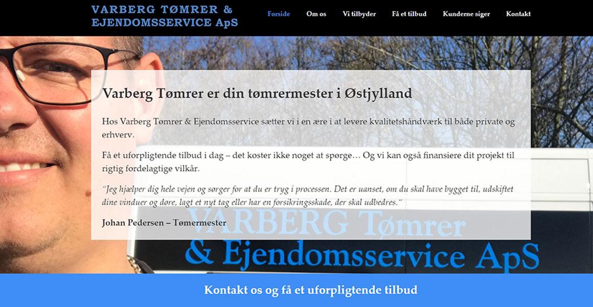 Varberg Tømrer